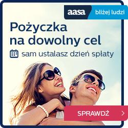 AASA Kredyt - pożyczka online na 24 miesiące