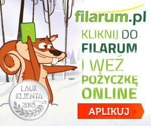 Filarum - darmowa pożyczka na 1000 zł
