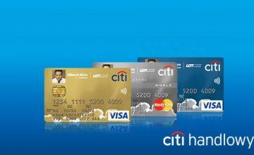 Karta Kredytowa Citi Bank