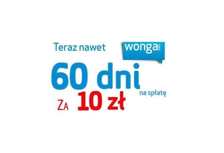 Wonga – najdłuższa i najtańsza chwilówka