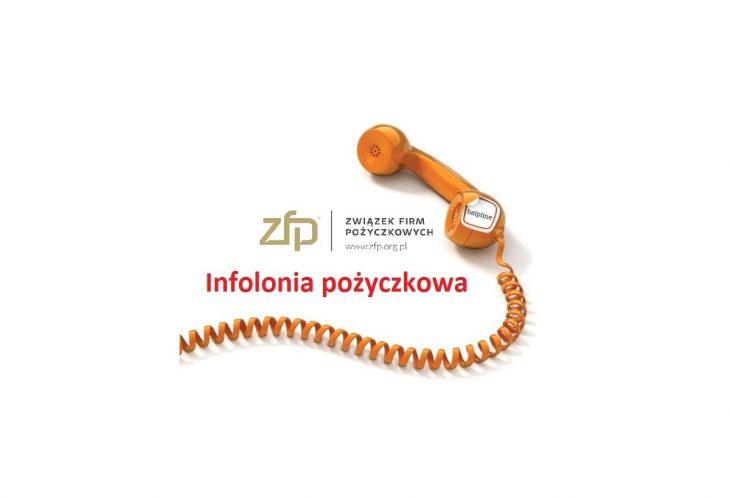 Pożyczkowa infolinia - bezpłatny telefon dla klientów firm pożyczkowych