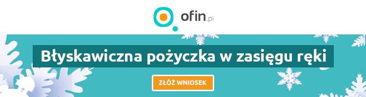 Ofin.pl - Błyskawiczna pożyczka w zasięgu ręku