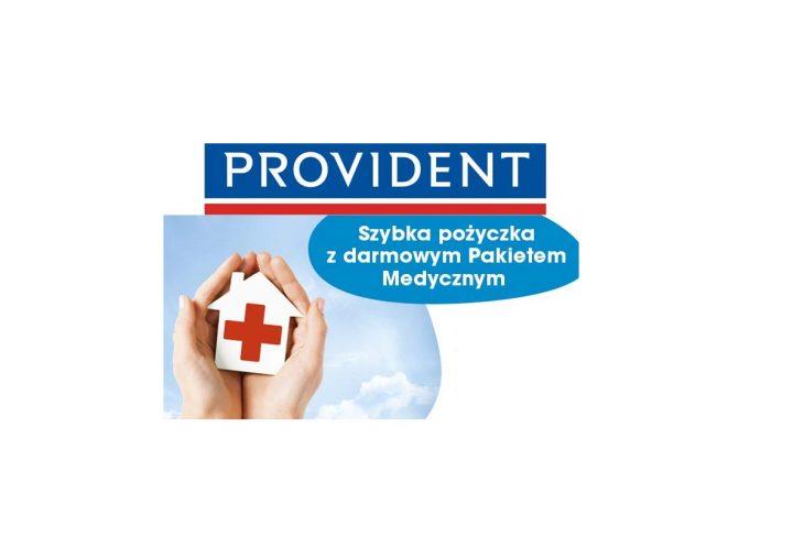 Darmowe ubezpieczenie pożyczek Providenta