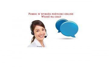 Startujemy z Chatem pożyczkowym
