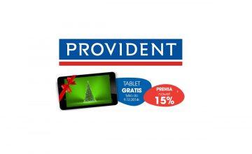 Promocja Provident - Tablet do wygrania