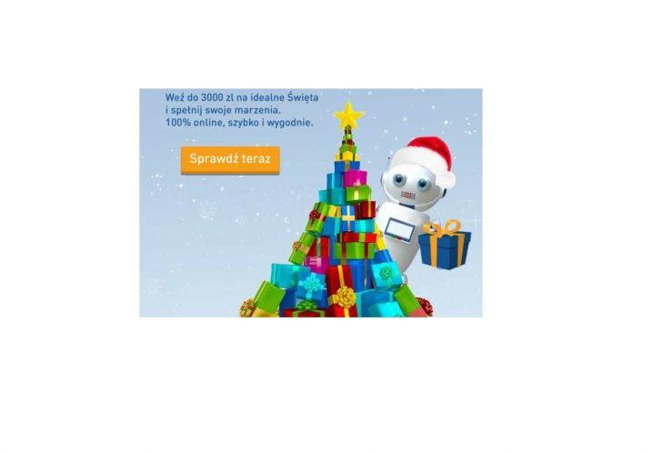 Świąteczny Konkurs Kredito24 na facebooku