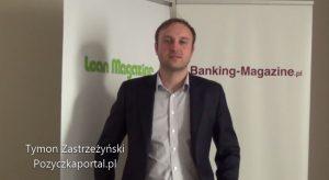 Tymon Zastrzeżyński - finanse w internecie