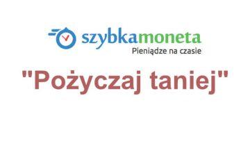 Szybka moneta - pożyczaj taniej