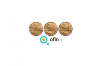 Ofin.pl nominowany do Medalu Polskiej Przedsiębiorczości