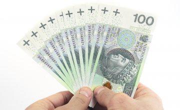 Kredyt gotówkowy na 1500 zł