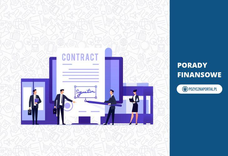 Przedstawiamy dokumenty potrzebne do wzięcia kredytu gotówkowego.
