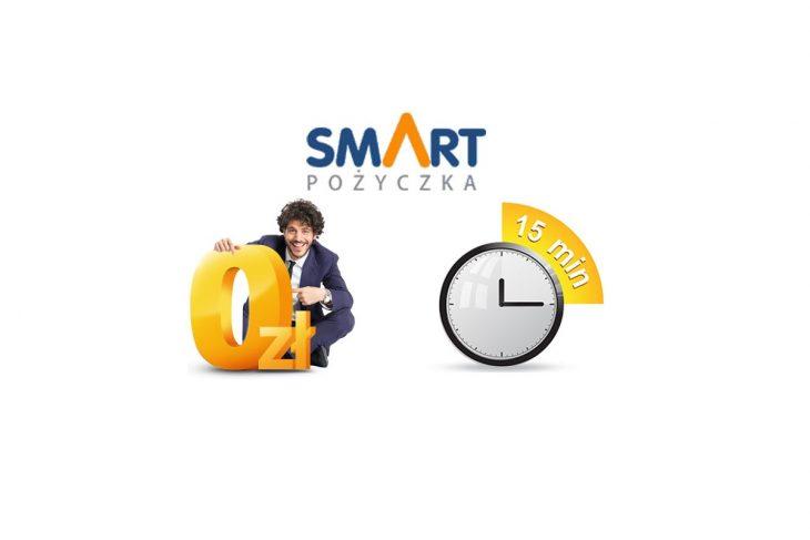 SmartPożyczka - darmowa pożyczka do 1000 zł