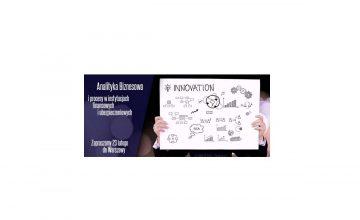 Analityka biznesowa i procesy w instytucjach finansowych i ubezpieczeniowych
