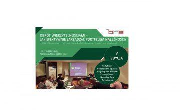 Obrót wierzytelnościami - jak efektywnie zarządzać portfelem należności? - konferencja