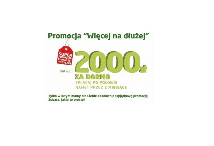 Vivus - super promocja Więcej na dłużej! 2000 zł do 60 dni!