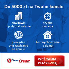 Super Credit - pożyczka na raty