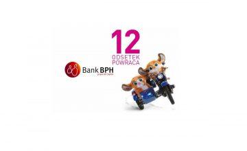 Wiosenna Promocja w Banku BPH - Powrót odsetek