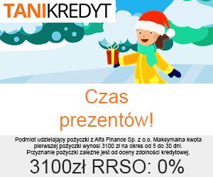 Pierwsza pożyczka do 3100 złotych na 30 dni za okręgło 0 złotych!