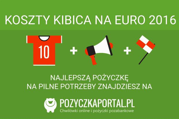 Wydatki kibica na Euro 2016