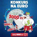 Konkurs na Euro - 5000 zł do wygrania z moneyman