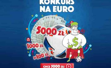 Konkurs na Euro - 5000 zł do wygrania z moneyman