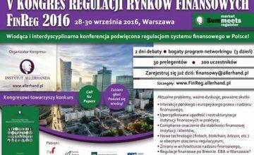 Konferencja Fin Reg 2016