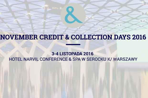 III edycja November Credit & Colletion Days już wkrótce!