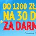Pierwsza pożyczka w Credit.pl nawet do 1200 zł