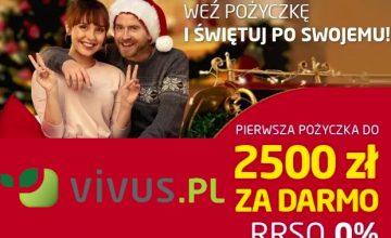 Świąteczna promocja w Vivus