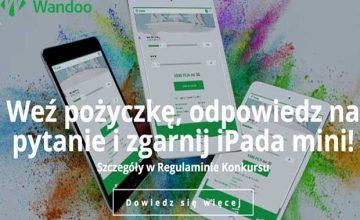 iPad Mini do wygrania w zimowym konkursie Wandoo