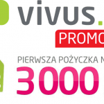 3000 zł za darmo w VIVUS