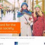 "Raport ""ING International Survey Mobile Banking 2017 − Cashless Society"""