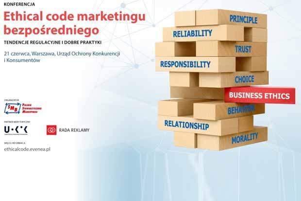 21 czerwca 2017 odbędzie się konferencja Ethical code marketingu bezpośredniego