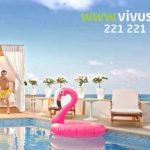 Wakacyjna promocja w Vivus!