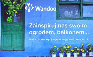 Zainspiruj Wandoo swoim ogrodem lub balkonem