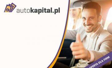 Autokapitał - pożyczka na zakup samochodu