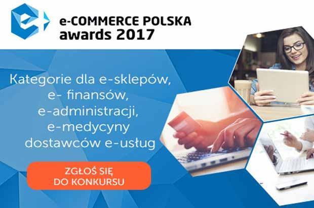 E-finanse na konkursie e-Commerce Polska awards 2017!