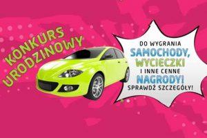Urodziny vivusa - wakacyjny konkurs