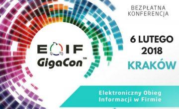 Zapowiedź Konferencji EOIF – Elektroniczny Obieg Informacji w Firmie