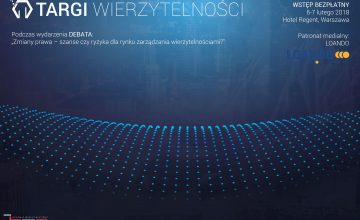 I edycja Targów Wierzytelności już 6-7 lutego!