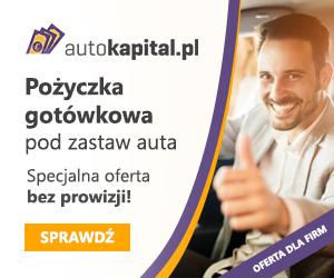 Autokapital - pożyczka do 100 000 zł pod zastaw samochodu