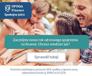 OPOQA Finance - pożyczki przez internet do 6 000 zł