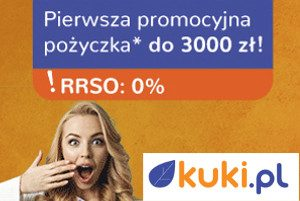 Pożyczki w Kuki.pl - minimum formalności, maksimum korzyści