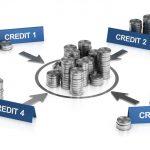 Kredyt konsolidacyjny to połączenie innych kredytów w jedno zobowiązanie finansowe.