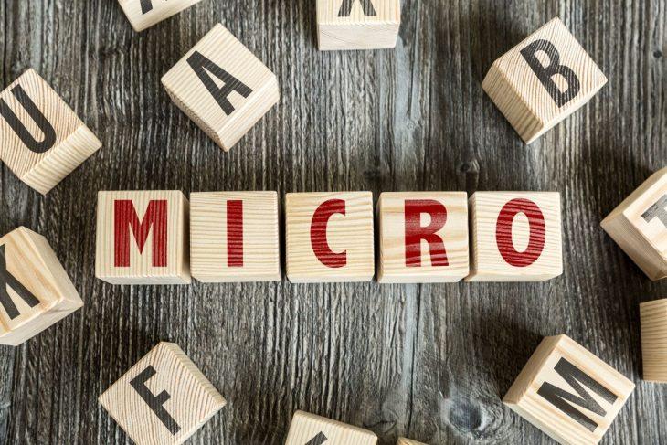 O mikrokredyt mogą starać się najbiedniejsi.