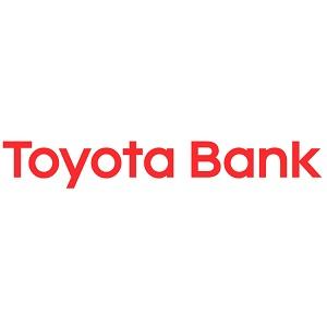 Toyota Bank Logo