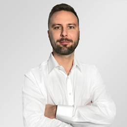 Marcin Sikora - Head of Sales