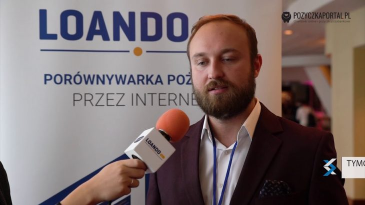 Kongres Pośrednictwa Finansowego - Tymon Zastrzeżyński, pozyczkaportal.pl
