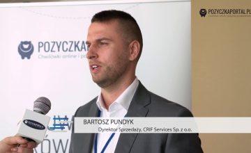 Kongres Sektora Pożyczkowego 2017 - Bartosz Pundyk, CRIF Services
