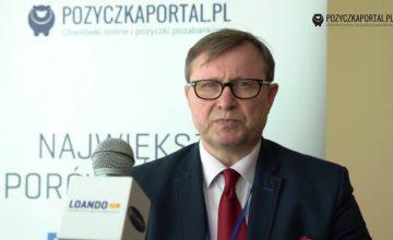 Kongres Sektora Pożyczkowego 2017 - Andrzej Roter, Konfederacja Przedsiębiorstw Finansowych